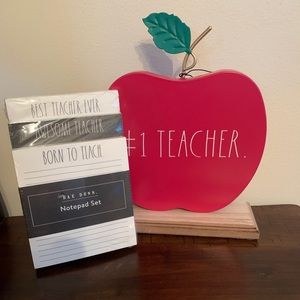 Beat Teacher Ever Bundle, Rae Dunn